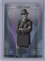 Immortals - Tom Landry /100
