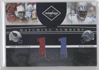 Roy Williams, Larry Fitzgerald /100