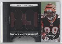 Jerome Simpson /15