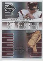 Sonny Jurgensen /100