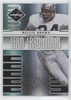 Willie Brown /100