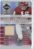Len Dawson /50