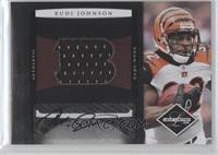 Rudi Johnson /10