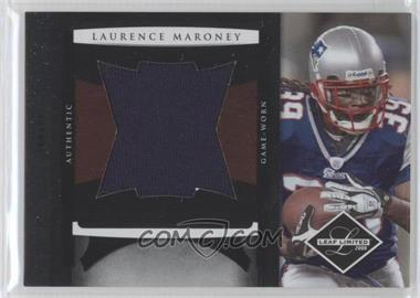 2008 Leaf Limited [???] #22 - Laurence Maroney /50