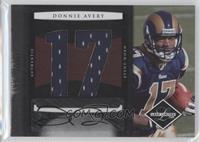 Donnie Avery /15