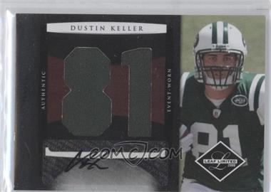 2008 Leaf Limited [???] #7 - Dustin Keller /15