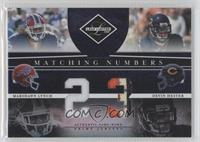 Marshawn Lynch, Devin Hester /25