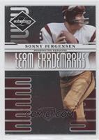 Sonny Jurgensen /999