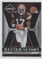 Braylon Edwards /999