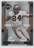 Willie Brown /125