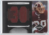 LaRon Landry /30