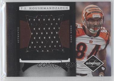 2008 Leaf Limited Jumbo Jerseys #23 - T.J. Houshmandzadeh /50