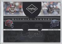 Lee Evans, Deion Branch /100