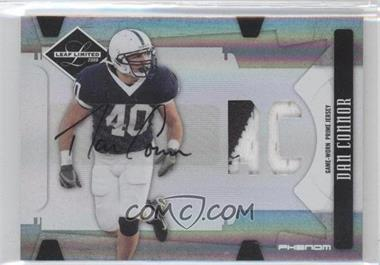 2008 Leaf Limited Phenoms College [Autographed] [Memorabilia] #223 - Dan Connor /99