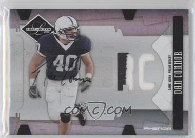 2008 Leaf Limited Phenoms College #223 - Dan Connor /99
