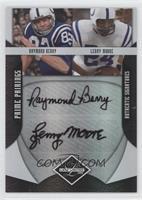 Lenny Moore, Raymond Berry /75