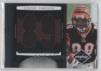 Jerome Simpson /50