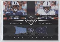Vince Young, LenDale White /100