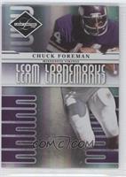 Chuck Foreman /100