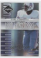 Earl Campbell /100