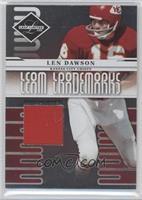 Len Dawson /100