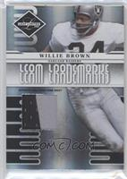 Willie Brown /50