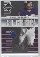 Fran Tarkenton /50