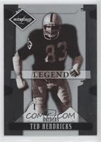 Ted Hendricks /499