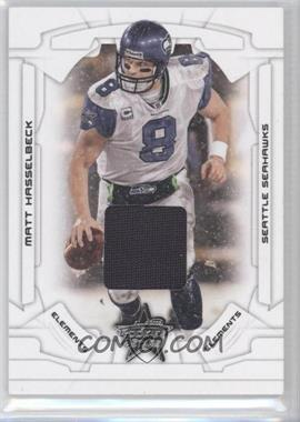 2008 Leaf Rookies & Stars Elements Materials [Memorabilia] #106 - Matt Hasselbeck /250