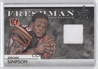 Jerome Simpson /250