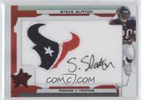 Steve Slaton /5