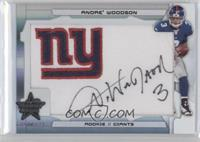 Andre' Woodson /10