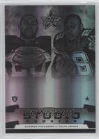 Darren McFadden, Felix Jones /100