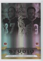 Jerome Simpson, Andre Caldwell /500