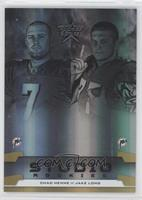 Chad Henne, Jake Long /500