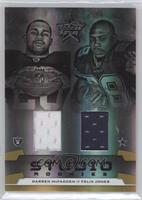 Darren McFadden, Felix Jones /250