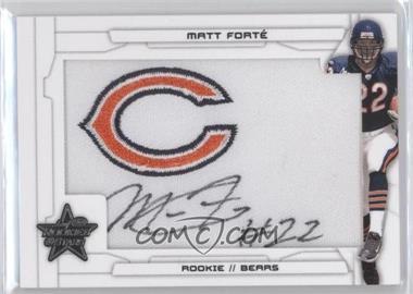 2008 Leaf Rookies & Stars #244 - Matt Forte /107