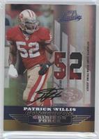 Patrick Willis /25