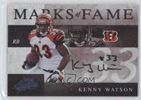 Kenny Watson /25