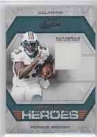Ronnie Brown /200