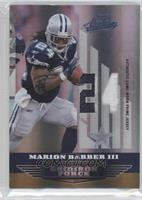 Marion Barber III /25