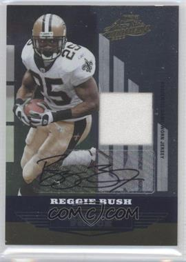 2008 Playoff Absolute Memorabilia Gridiron Force Materials Signatures [Autographed] [Memorabilia] #GF-34 - Reggie Bush /15