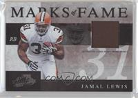Jamal Lewis /50