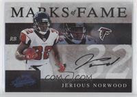 Jerious Norwood /25