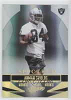 Arman Shields /25