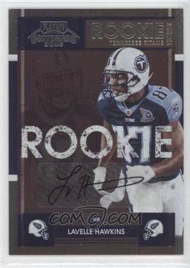 2008 Playoff Contenders - [Base] #167 - Lavelle Hawkins