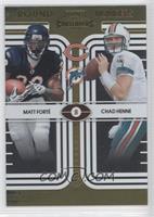 Chad Henne, Matt Forte /100