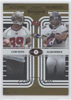 Allen Patrick, Cory Boyd /100