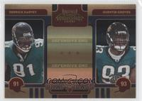 Derrick Harvey, Quentin Groves /50