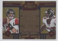 Matt Ryan, Curtis Lofton /100